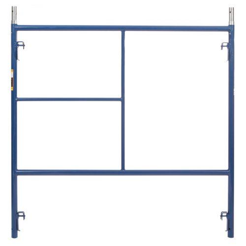 Blue Scaffold Frames