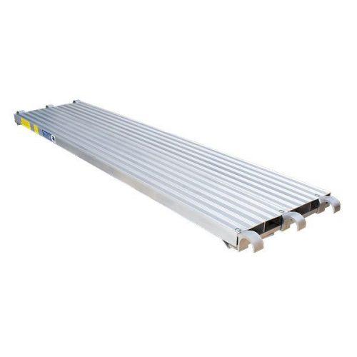 All-Aluminum Scaffold Plank (Walk Board)(19″ Wide Aluminum Deck)