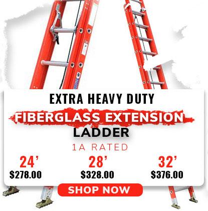 Extra Heavy Duty Fiberglass Extension