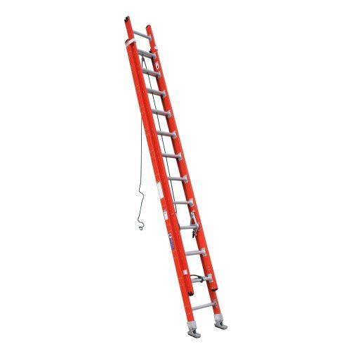 Fiberglass Extension Ladder Type 1AA Extra Heavy Duty
